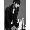 Jung Jun Yeong - Mini Album Vol.1 [+Jung Jun Yeong Official Guitar Peak] + Poster in Tube