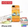 เคส iPhone 5/5s VOD'EX JADO ลดเหลือ 90 บาท ปกติ 385 บาท