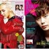 ASTA TV + Style 2016. 09 VOL.105 หน้าปก Lee Jong Suk ด้านในมี ParkBoGum