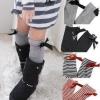 U019**พร้อมส่ง** (ปลีก+ส่ง) ถุงเท้า แฟชั่นเด็กหญิง (4-8 ปี) ข้อยาวคลุมเข่า เนื้อดี งานนำเข้า ( Made in China)
