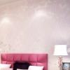 วอลเปเปอร์ ใบไม้ Wall-WE14 สีชมพู