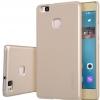 เคส Huawei P9 Lite ฝาหลัง nillkin Super Frosted Shield สีทอง