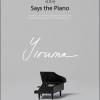 (Yiruma) -이루마 Say the Piano โน๊ตเปียโน