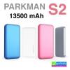 Parkman S2 Power bank แบตสำรอง 13500 mAh ราคา 450 บาท ปกติ 1,125 บาท