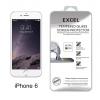 ฟิล์มกระจก iPhone 6 เต็มจอ Excel ความแข็ง 9H ราคา 50 บาท ปกติ 150 บาท