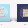 ASTRO - Mini Album Vol.4 [Dream Part.01] แบบ set สั่ง 2 หน้าปก Day + Night ver. + โปสเตอร์ พร้อมกระบอกโปสเตอร์