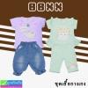ชุด เสื้อกางเกง เด็กอ่อน BBXX ราคา 205 บาท ปกติ 615 บาท