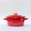 Vintage Enamel Pot-20cm.