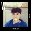KIM DONG WAN - Mini Album Vol.2 [W] + poster พร้อมกระบอกโปสเตอร์