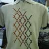 เสื้อผ้าผู้ชาย แขนสั้น Cotton เนื้อดี งานคุณภาพ รหัส MC1641 (Size M)