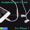 สายหูฟัง Headphone jack AUX 3.5mm A-01 iPhone 7 ราคา 79 บาท ปกติ 190 บาท