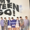 โปสเตอร์ MYTEEN Mini Album Vol.1 [MYTEEN GO!]