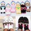 A035**พร้อมส่ง**(ปลีก+ส่ง) ถุงเท้าแฟชั่นเกาหลี ข้อสั้น มีขา มี 6 แบบ เนื้อดี งานนำเข้า( Made in Korea)