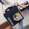 Pre-order กระเป๋าเป้สะพายหลังและกระเป๋าถือ ลายนางฟ้า เรียบง่าย แฟชั่นเกาหลีน่ารัก Fashion bag รหัส G-005