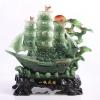 เรือสำเภาจีน สูง30cm GD12