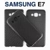 เคส Samsung Galaxy E7 ซิลิโคน ลายเคฟล่า ลดเหลือ 89 บาท ปกติ 240 บาท