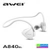 หูฟัง บลูทูธ AWEI A840BL Wireless Headphones ราคา 580 บาท ปกติ 1,450 บาท