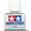 Tamiya Cement - ฝาขาวสำหรับเชื่อมรอยต่อ