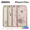 เคส ซิลิโคน iPhone 6 Plus Remax Crystal Protective Shell ลดเหลือ 150 บาท ปกติ 375 บาท