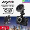 กล้องติดรถยนต์ Anytek X18+ 2 กล้อง หน้า/หลัง ราคา 1,680 บาท ปกติ 4,200 บาท