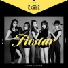 FIESTAR - Mini Album Vol.1 [Black Label] + poster