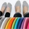 S280**พร้อมส่ง** (ปลีก+ส่ง) ถุงเท้าซ่อน ชาย+หญิง แฟชั่นเกาหลี มีซิลิโคนกันหลุด มี 12 คู่ต่อแพ็ค เนื้อดี งานนำเข้า(Made in China)