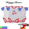 ชุด เด็กอ่อน Huggy Bears เฮลิคอปเตอร์ เซ็ท 3 ตัว ราคา 210 บาท ปกติ 630 บาท
