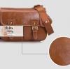 กระเป๋ากล้อง KR01-L Camel leather