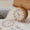 ตัวปั้ม-นาฬิกา Decole compact retro style