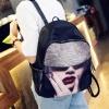 Pre-order กระเป๋าเป้สะพายหลัง ลายเก๋ๆ แฟชั่นเกาหลีน่ารัก Fashion bag รหัส G-273