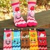 S101**พร้อมส่ง** (ปลีก+ส่ง) ถุงเท้าแฟชั่นเกาหลี ข้อยาว มีหู เนื้อดี งานนำเข้า(Made in china)