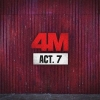 4minute - Mini Album Vol.7 [ACT. 7] + โปสเตอร์พร้อมกระบอกโปสเตอร์
