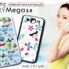 เคสพิมพ์ภาพ ฺSamsung Galaxy Mega 5.8 silicone ภาพให้สีคอนแทรส สดใส มันวาว