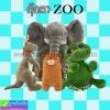 ตุ๊กตา สัตว์ ZOO ราคา 249-490 บาท