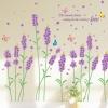 ลาเวนเดอร์ดอกไม้สีม่วง a208