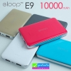 ELOOP E9 Power bank แบตสำรอง 10000 mAh ราคา 419 บาท ปกติ 1,310 บาท