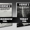 JJ Project - Verse 2 สั่งเป็น set 2 ปก Tomorrow ver + Today Ver.