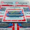 (Wave 125) ผ้าดิสค์เบรคหน้า Locte สำหรับ รถจักรยานยนต์รุ่น Wave 125 และ Sonic,CBR 150