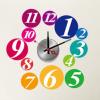 นาฬิกาสติกเกอร์ รุ่น10A202