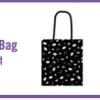 ของหน้าคอน TAEYEON 'Butterfly Kiss' OFFICIAL GOODS eco bag