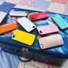 เคสไอโฟน5S/5 เคสแบบฝาหลังสีสัดสดใส