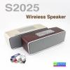 ลำโพง บลูทูธ S2025 Wireiess Speaker ลดเหลือ 459 บาท ปกติ 1,400 บาท