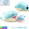 ตุ๊กตา ฉลามวาฬ Jinbe san ราคา 190-390 บาท