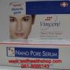 Vincere' Nano Pore Serum วิน21 ซีรั่มกระชับรูขุมขน