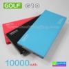 GOLF G10 Power bank 10000 mAh ราคา 450 บาท ปกติ 1190 บาท