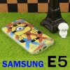 เคส Samsung E5 FASHION CASE ลายการ์ตูน ลดเหลือ 39 บาท ปกติ 200 บาท