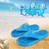 K019**พร้อมส่ง** (ปลีก+ส่ง) รองเท้านวดสปา เพื่อสุขภาพ ปุ่มเล็ก หูหนีบ มี 6 สี ส่งคู่ละ 80 บ.