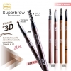 Mee Superbrow Auto Eyebrow Pencil ใหม่ดินสอเขียนคิ้วเนื้อเจล แท่งหมุนแบบออโต้