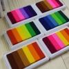 หมึกปั๊มไล่สี (2สี-6เฉดสี)