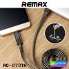 สายชาร์จ 3 IN 1 REMAX GPLEX CABLE RC-070TH แท้ 100% Micro USB/Type-C ราคา 185 บาท ปกติ 455 บาท